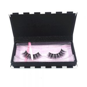 New arrivals! False lashes faux mink eyelashes with private label