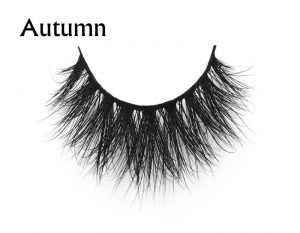 well known brand faux fur faux mink strip eyelashes