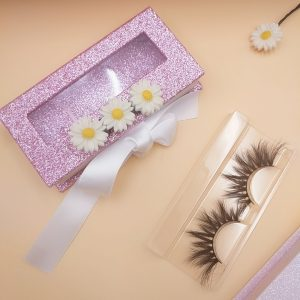3D Mink Lashes Vendor And 25mm Mink Lashes Manufacturer