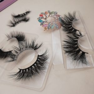 Why are the eyelashes that you sell to your customers returned by the customer?