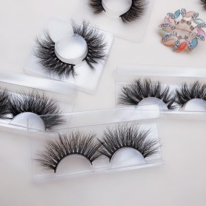 About 25mm Mink Strips Eyelashes