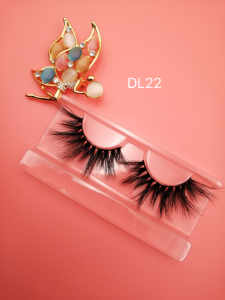 About New Series 25mm Mink Strips Eyelashes
