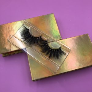 25mm strip lashes