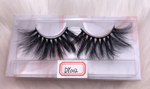 25mm Mink Lashes DY002
