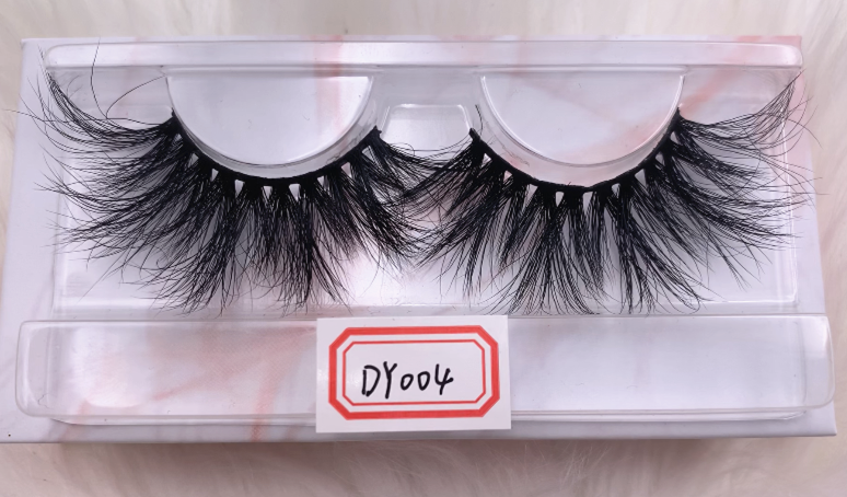 25mm Mink Lashes DY004