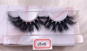 25mm Mink Lashes DY008