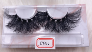 25mm Mink Lashes DY010