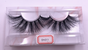 25mm Mink Lashes DY011