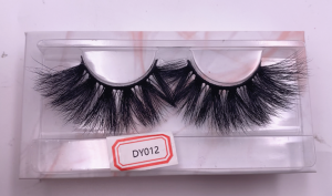 25mm Mink Lashes DY012