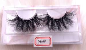 25mm Mink Lashes DY014