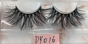 25mm Mink Lashes DY016