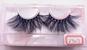 25mm Mink Lashes DY017
