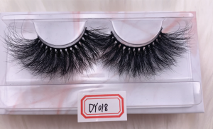 25mm Mink Lashes DY018