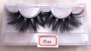 25mm Mink Lashes DY020