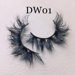 16mm Mink Lashes DW01