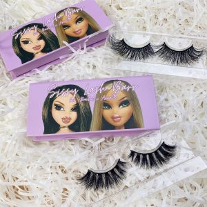 Wholesale Eyelash Packaging