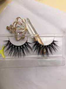 Recently We Just Launched The 22mm Mink Eyelashes, Which Is Very Popular, Why ?